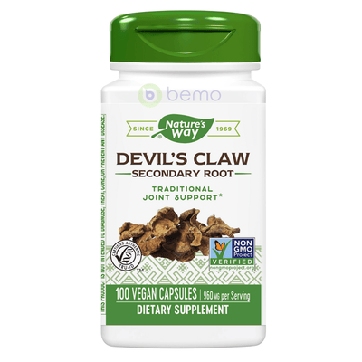 Devils' Claw Joint Support 100s (6053704695972)