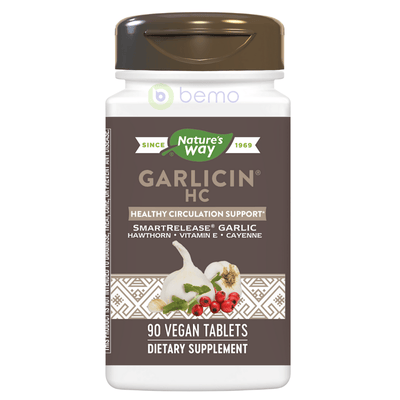 Garlicin HC Healthy Circulation 90s (6053703155876)