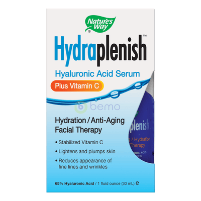 Hydraplenish Hyaluronic Acid Serum + Vit C 30ml (6053703286948)