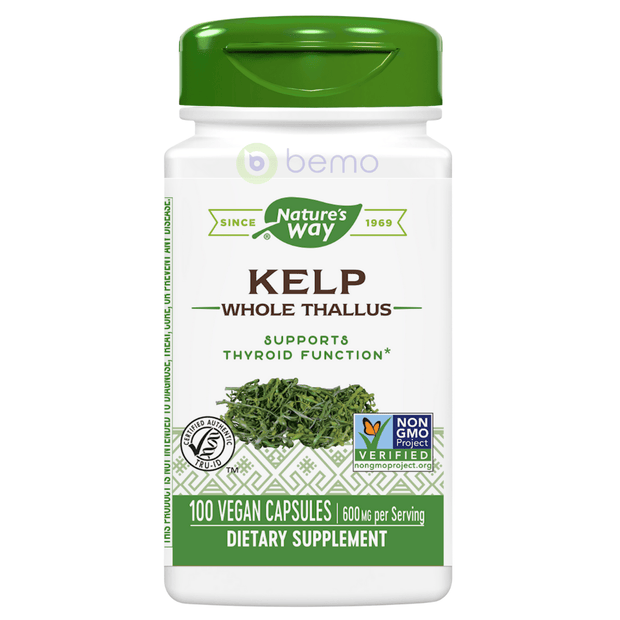 Kelp Thyroid Support 100s (6053704990884)