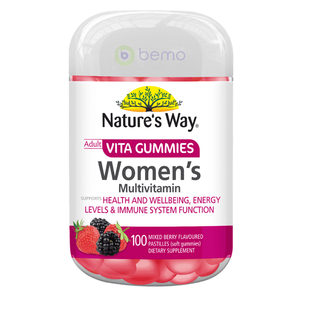 Nature's Way Adult Vita Gummies Women's Multi 100s (6023970848932)