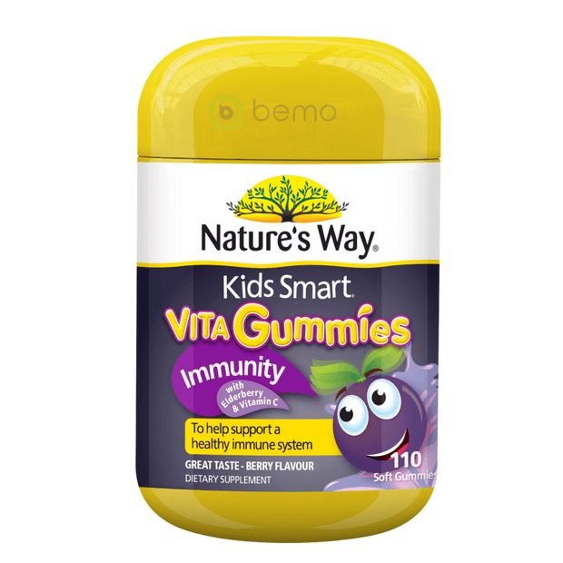 Nature's Way Kids Smart Immunity Gummies 110 (6023970357412)