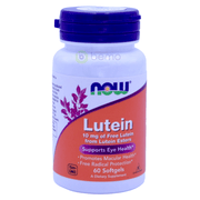 Now Foods, Lutein, 10 mg, 60 Softgels - bemo (4424109850764)