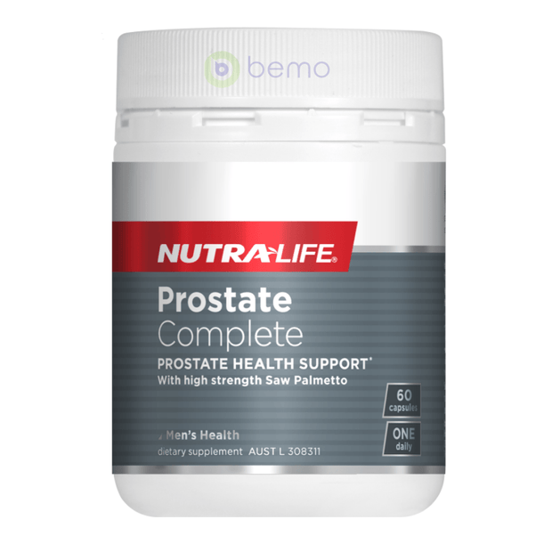 Nutra-Life, Prostate Complete, 60 caps (5673217949860)