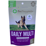Pet Naturals of Vermont, Daily Multi, For Dogs, 30 Chews, 105g - bemo (4428918784140)
