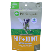 Pet Naturals of Vermont, Hip + Joint, For Dogs All Sizes, 60 Chews, 90g - bemo (4428932808844)