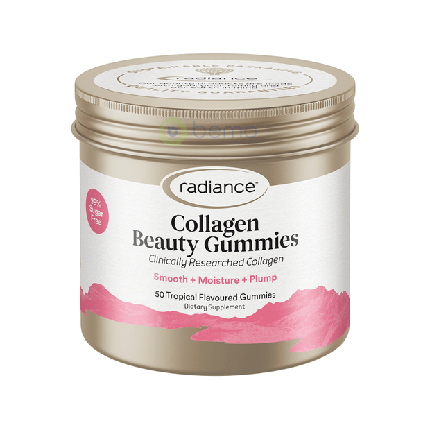 Radiance, Collagen Beauty, Gummies 50 (6003045269668)