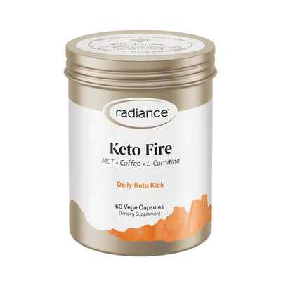Radiance, Keto Fire, 60 Caps (6003046121636)