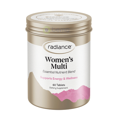 Radiance, Multi For Women, 60 Tabs (6003046318244)