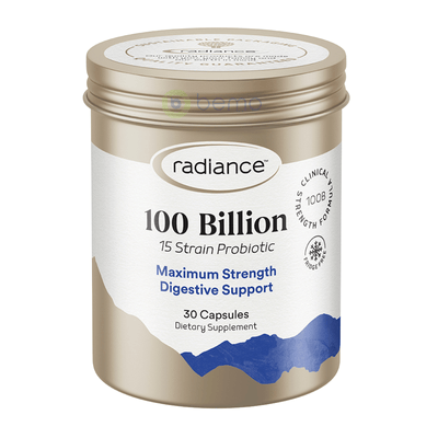Radiance, Probiotics 100 Billion, 30 Caps (6003045662884)