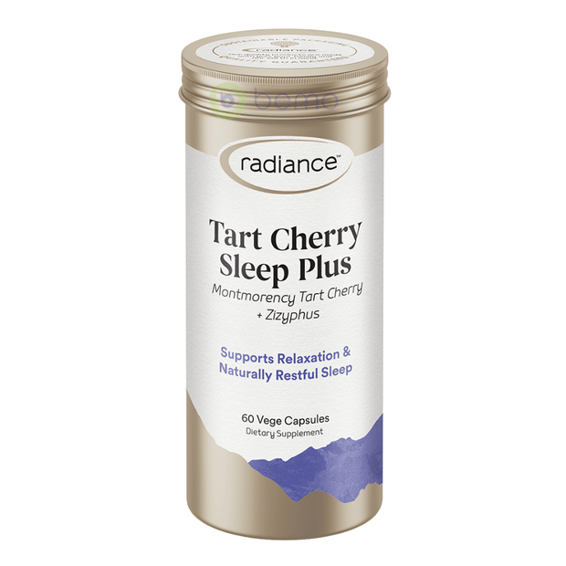 Radiance, Tart Cherry Sleep Plus, 60 Caps (6003045499044)