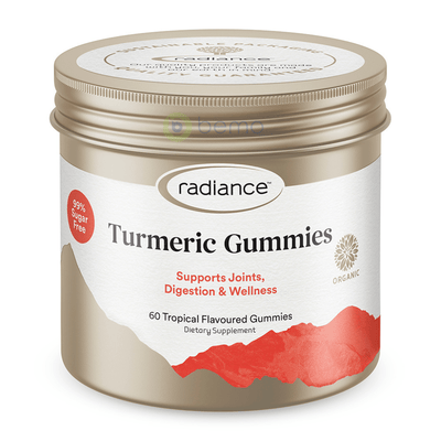 Radiance, Adult Turmeric, Gummies 60 (6003045695652)