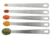 bemo, Mini Measuring Spoons - bemo (4911500951692)