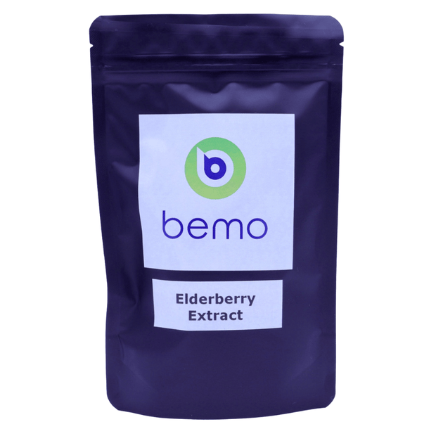 bemo, Elderberry Extract, 100g - bemo