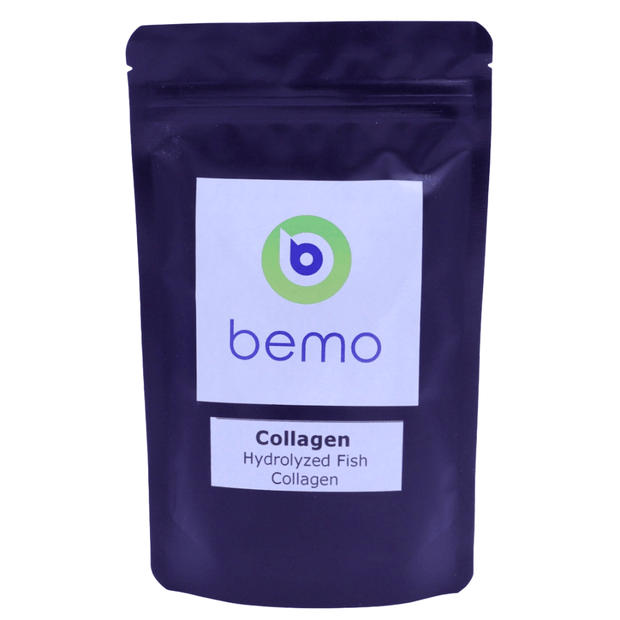 bemo, Collagen (Fish Collagen), 100g - bemo (4889435046028)