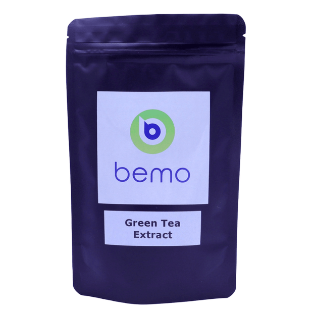 bemo, Green Tea Extract, 100g - bemo (4889621987468)