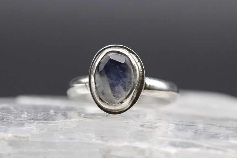 Size 6 Moonstone Ring