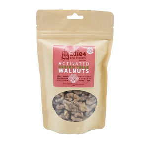 2die4 - Activated Organic Vegan Walnuts 120g - Bel & Brio Shop Online | Supermarket , Bottle Shop , Restaurant Deliveries