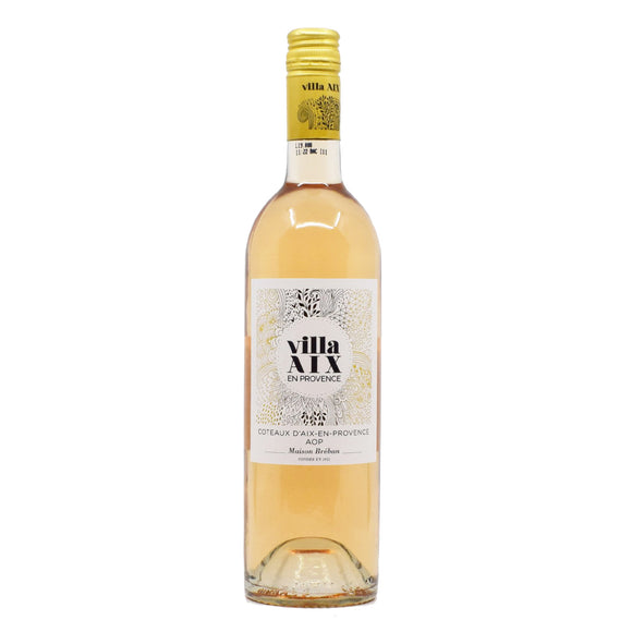 Maison Breban Villa AIX Rose' 2018 (Provence FR) - Bel & Brio Shop Online | Supermarket , Bottle Shop , Restaurant Deliveries