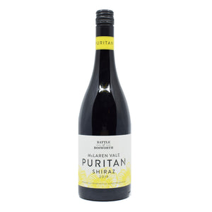 Battle Of Bosworth Puritan Shiraz 2019