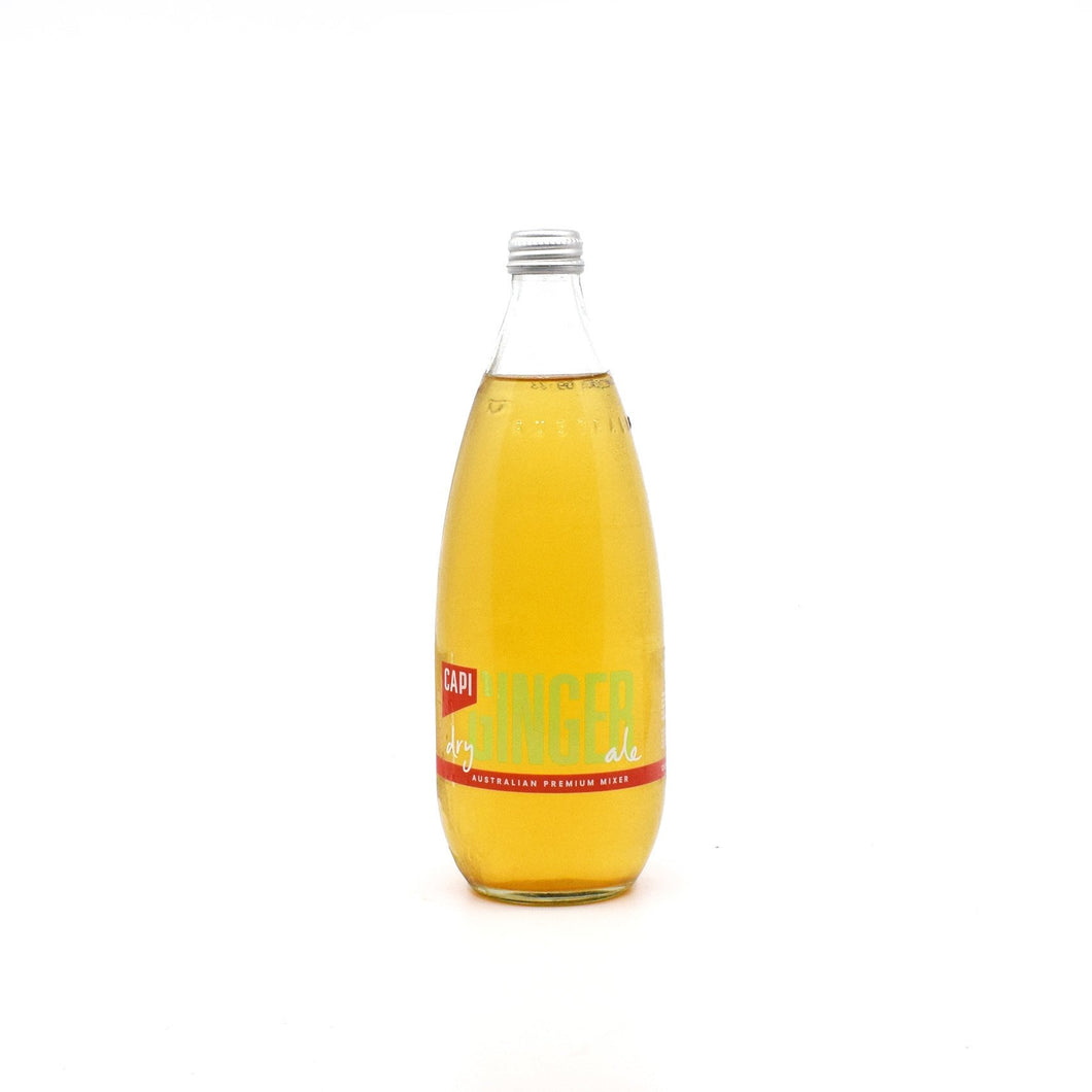 Capi - Ginger Ale 250ml - Bel & Brio Shop Online | Supermarket , Bottle Shop , Restaurant Deliveries