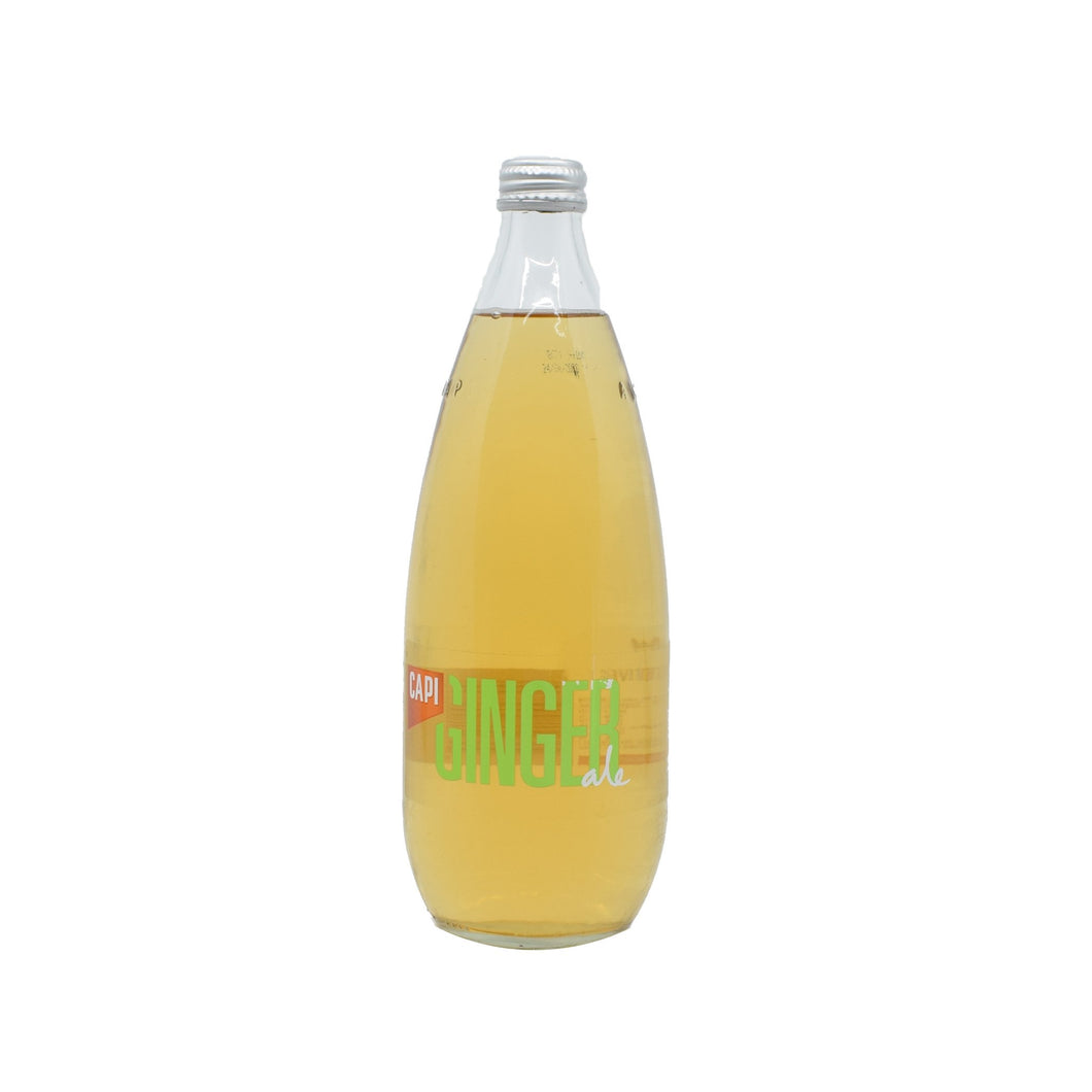 Capi - Ginger Ale 750ml - Bel & Brio Shop Online | Supermarket , Bottle Shop , Restaurant Deliveries