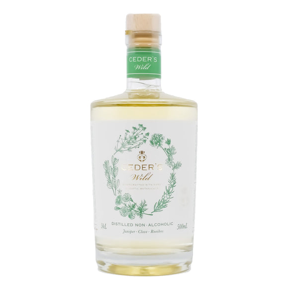 Ceder's Non-Alcoholic Wild Gin 700ml Bottle - Bel & Brio Shop Online | Supermarket , Bottle Shop , Restaurant Deliveries