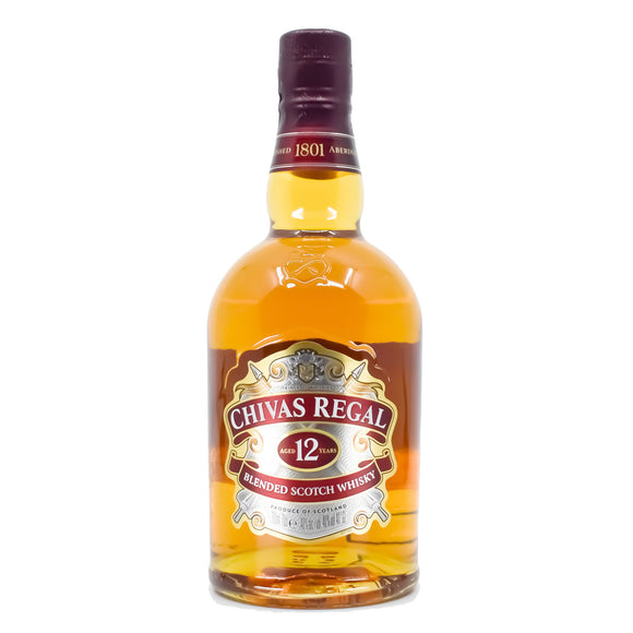 Chivas Regal 12yo 700ml Bottle - Bel & Brio Shop Online | Supermarket , Bottle Shop , Restaurant Deliveries