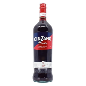 Cinzano Rosso Vermouth 1Lt Bottle