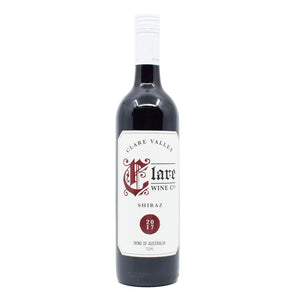 Clare Wine Co Shiraz 2017