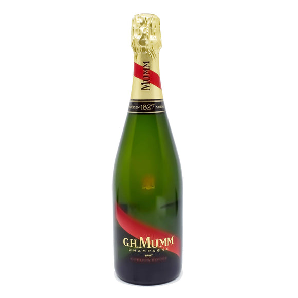 G.H. Mumm Cordon Rouge Champagne Brut (Reims FR) - Bel & Brio Shop Online | Supermarket , Bottle Shop , Restaurant Deliveries