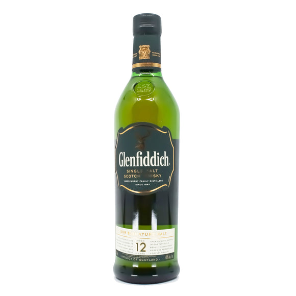 Glenfiddich Scotch 12yo Single Malt 700ml Bottle - Bel & Brio Shop Online | Supermarket , Bottle Shop , Restaurant Deliveries