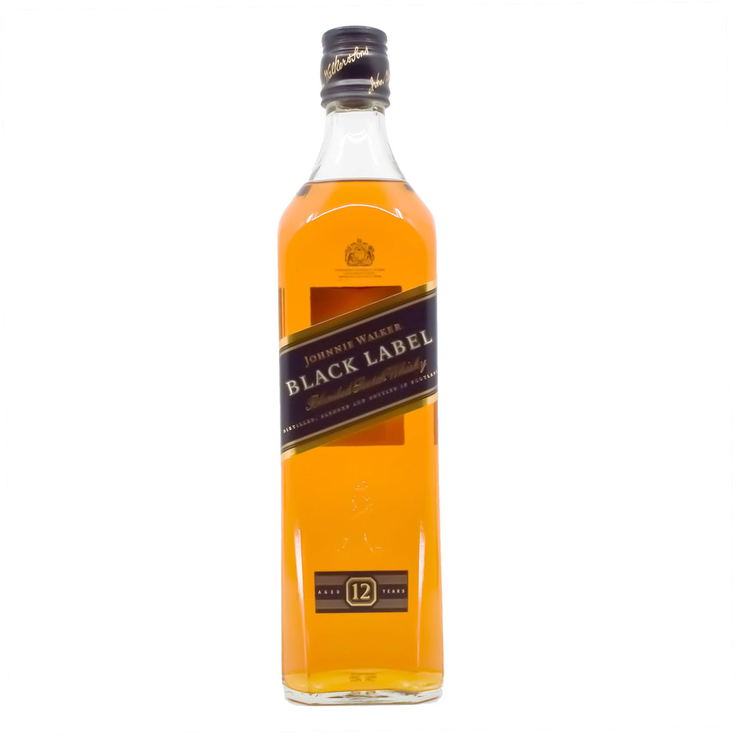Johnnie Walker Black Label Whisky 700ml Bottle