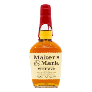 Maker's Mark Bourbon 700ml Bottle - Bel & Brio Shop Online | Supermarket , Bottle Shop , Restaurant Deliveries