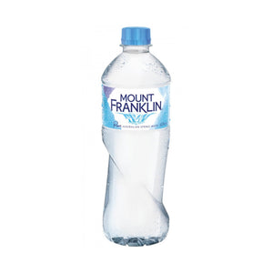 Mount Franklin Spring Water 330ml