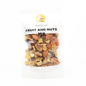 Nana Nuts - Fruit And Nuts Mix 150g