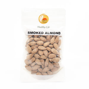Nana Nuts - Smoked Almond 120g