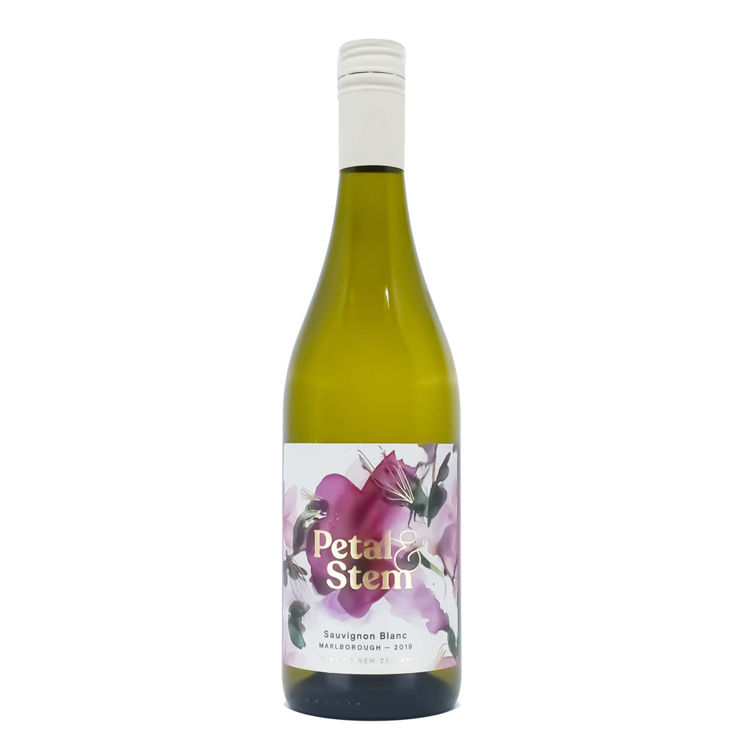 Petal Stem 2019 Sauvignon Blanc (Marlborough NZ)