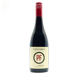 Yangarra PF Shiraz Organic no added Preservatives 2020