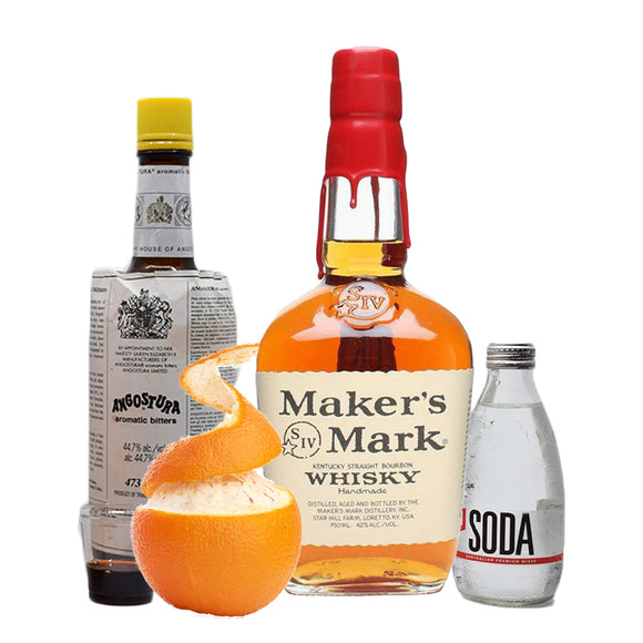 Old-Fashioned Cocktail Pack