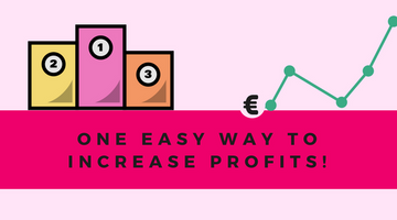 One Easy Way to Increase Profits!