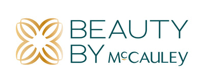 beauty by mccauley logo