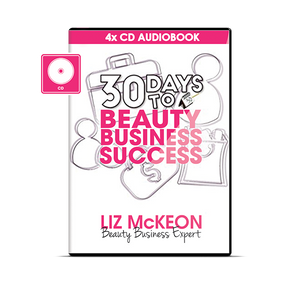 30 Days to Beauty Business Success Audio Book