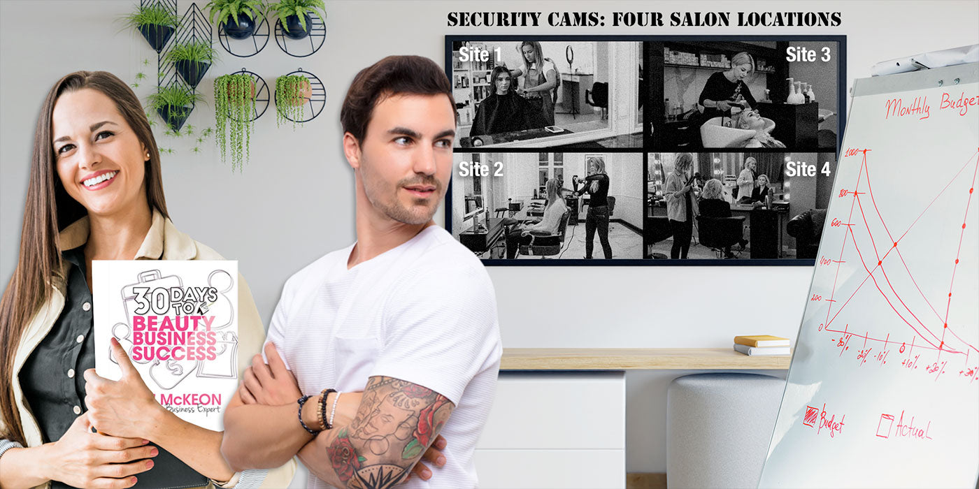 MANAGING A CHAIN OF SALONS