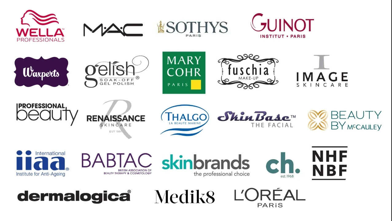 SOME OF THE LEADING COMPANIES LIZ HAS WORKED WITH