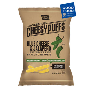 Fuller Foods Serious Cheesy Puffs