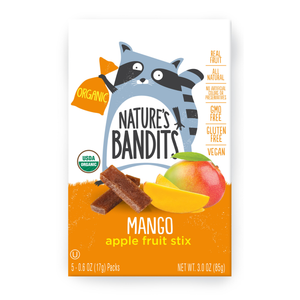Nature's Bandit Fruit and Veggie Snacks
