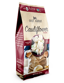 Cauliflower Flour