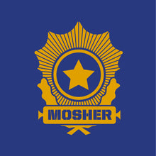 "Load image into Gallery viewer, ""Mosher"" Hero WOD T-Shirts"