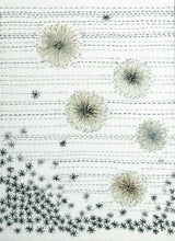 Load image into Gallery viewer, Dandelion Clocks hand embroidery pattern from Sproule Studios.